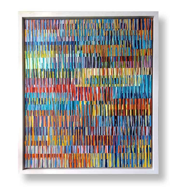 Thought Patterns eleven.14   Mark Habisrittinger